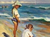 Shapovalenko - Children On The Beach