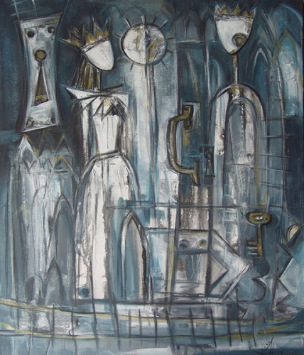 Anya Romanenko - Key To The Castle