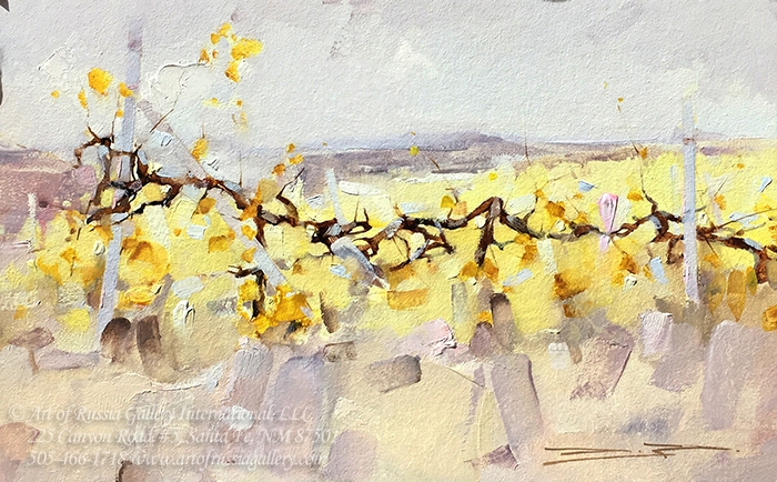 Dmitri Podobedov - Old Vineyard