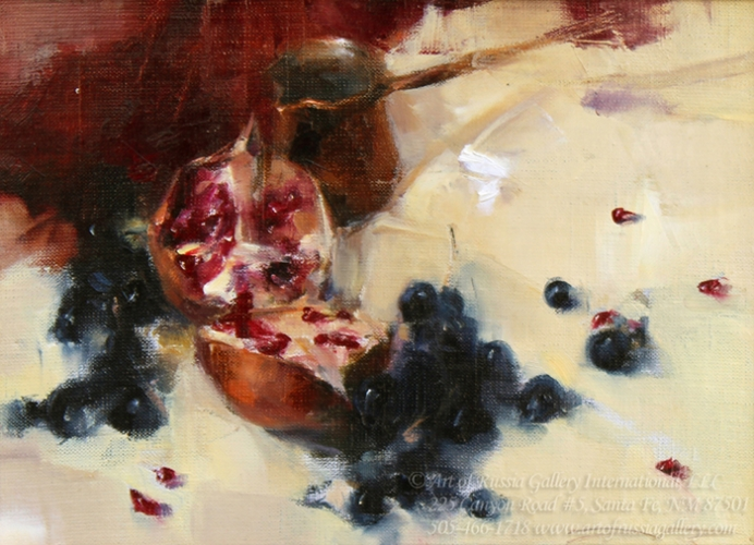 Dmitri Podobedov - Pomegranate & Coffee