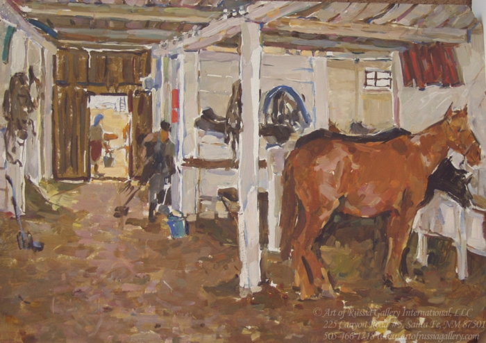 Kolesnik - The Stables