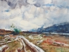 Sergei Bongart After The Storm - Sold