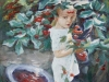 Shapovalenko - In The Cherry Garden - Sold