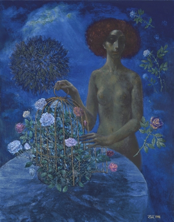 Yevgeni Shchukin - The Night Of Roses