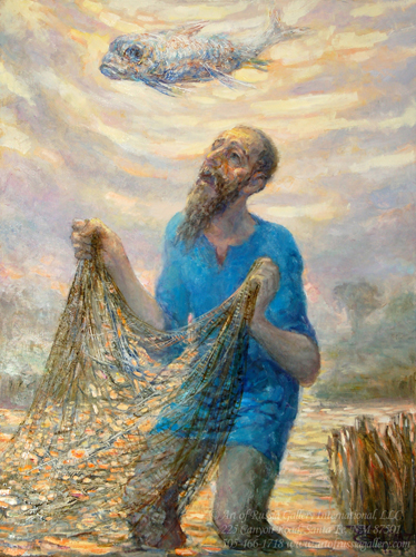 Yevgeni Shchukin - Fate of the Fisherman